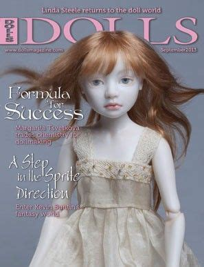 jointed doll magazine 262 best images about dolls on handmade
