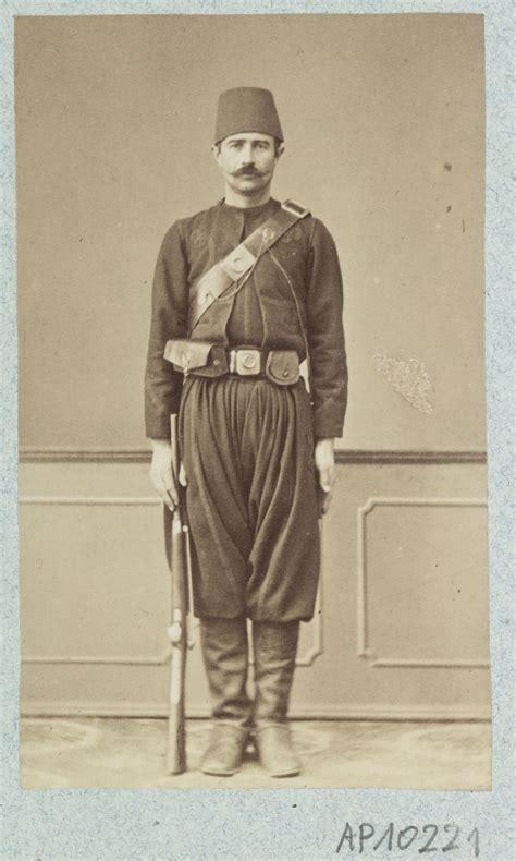 Soldat Ottoman by Portrait D Un Soldat Ottoman