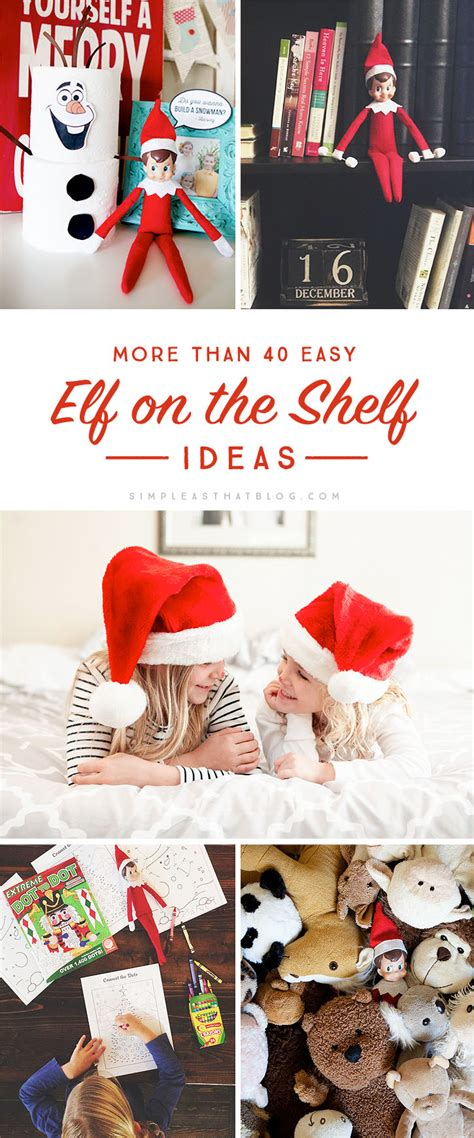 more than 40 easy on the shelf ideas more than 40 easy on the shelf ideas simple as that