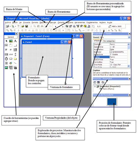 imagenes visual basic 6 0 programacion orientada a objeto grupo 4 elementos y