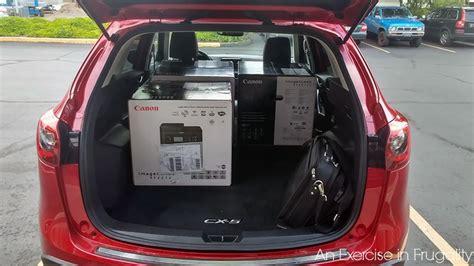 mazda 5 cargo mazda cx 5 cargo capacity