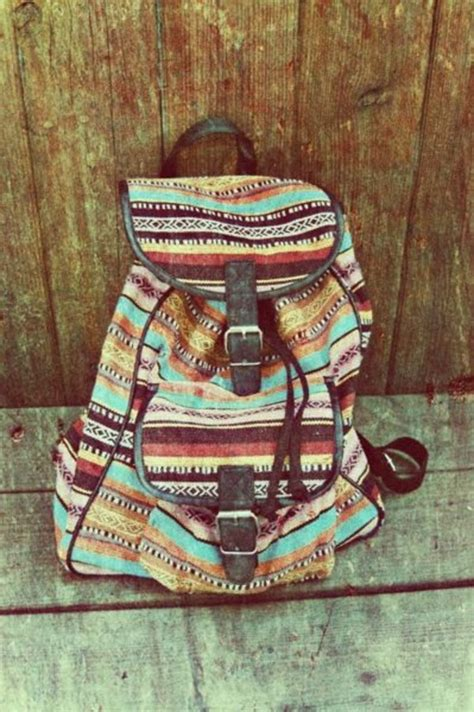 brown indie pattern urban outfitters festival colorful boho bohemian travel