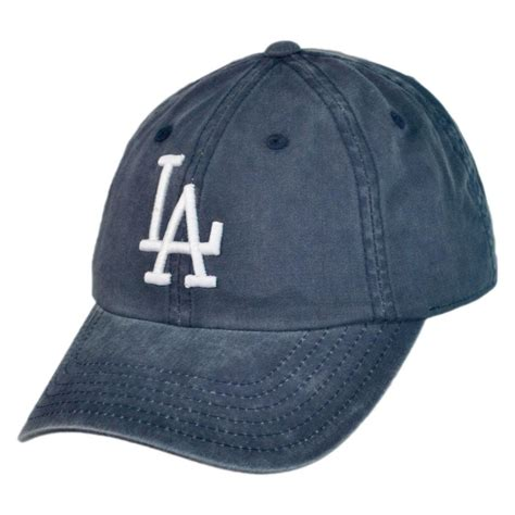 baseball cap american needle los angeles dodgers mlb raglan strapback baseball cap mlb baseball caps