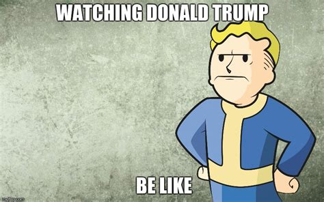 Vault Boy Memes - dissapointed vault boy imgflip