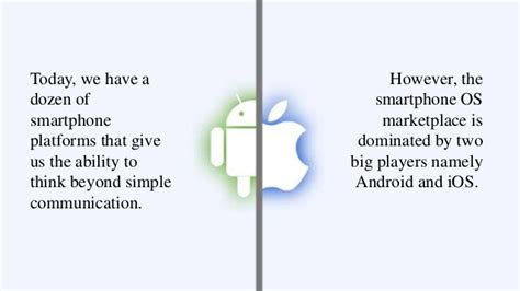 better mobile android android vs ios which is the better platform for mobile