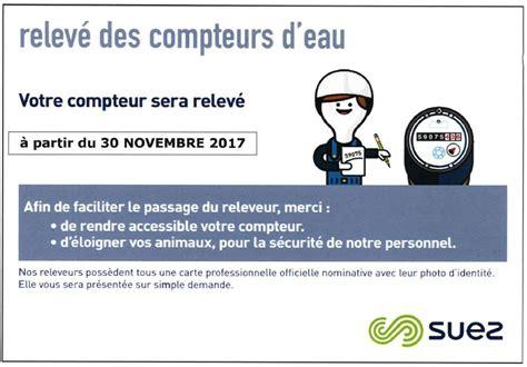 Compteur D Eau Individuel 5701 by Relev 233 Individuel Des Compteurs D Eau Petit Landau