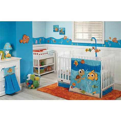 Disney Baby Shower 5 Favorite Nursery Theme Page 8 Finding Nemo Baby Nursery Decor