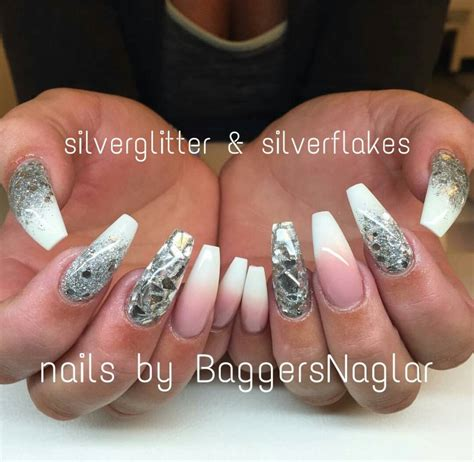 Glitter Acrylnagels by Glitter Gel Webshop Future Nails Lilly Nails