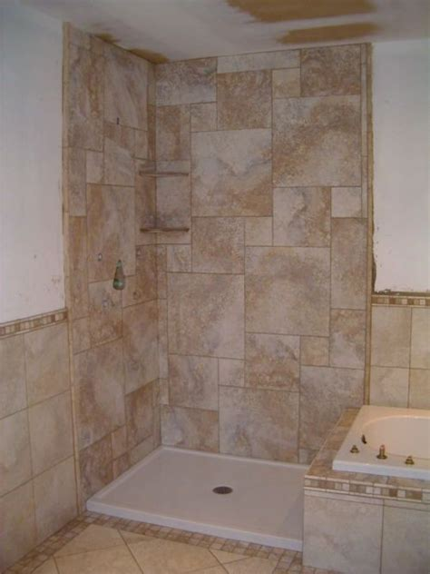 Bathroom Tile Designs For Showers 12 Best Images About Bathroom Ideas On Subway Tile Patterns Tile Design And Floor