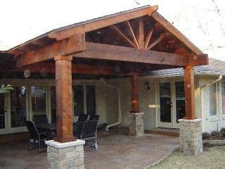 cedar patio cover idea covered patio design outdoor