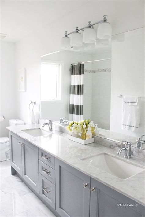 How To Clean Bathroom Cabinets by Idea For Master Bath Yes I The Gray