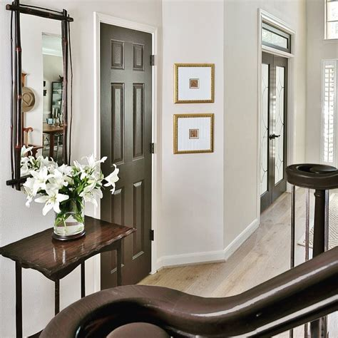 sherwin williams aesthetic white how to go gray when your entire house is beige part 3 designed