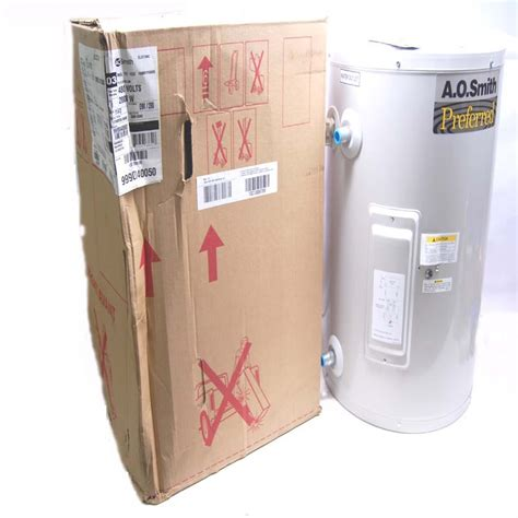 light commercial water heater new a o smith del 15 102 light duty commercial electric