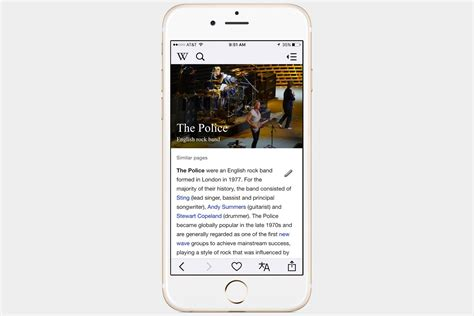 mobile app wiki s new ios app will give you the information you