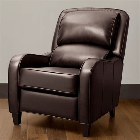 small leather recliners chairs bedroom cute recliners for small spaces decoriest home