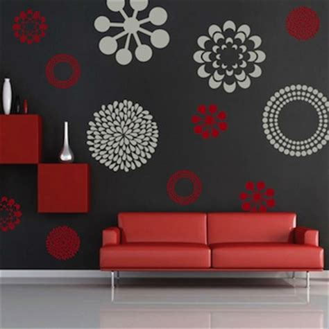 trendy wall designs pretty wall decals floral decals from trendy wall designs