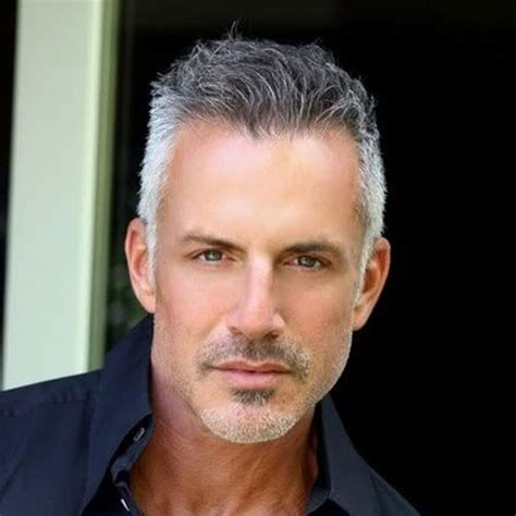 Hairstyles For Older Men   Men's Hairstyles   Haircuts 2017
