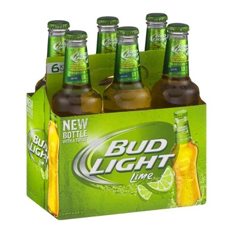bud light 8 pack bud light lime beer 6 pack hy vee aisles online grocery