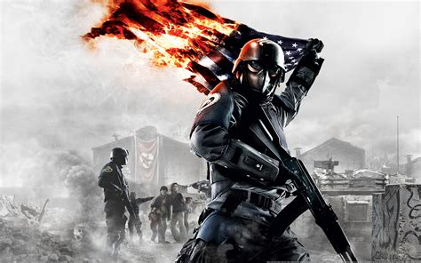 homefront full hd wallpaper  hintergrund