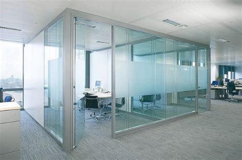 partitions pioneer aluminium glass