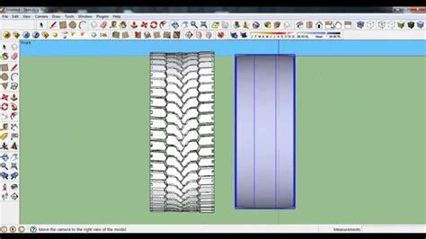 google sketchup car tutorial how to make car tire in google sketchup