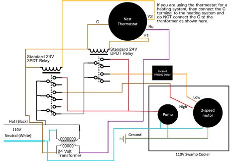 diagram low voltage thermostat wiring diagram for c wire