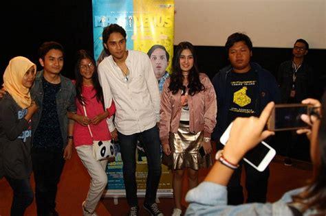 film bioskop indonesia mars dan venus serunya artis sinetron roman picisan nobar mars