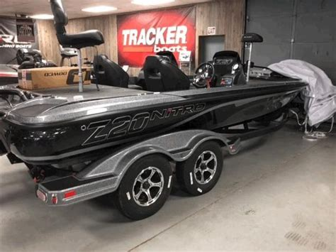 used nitro z20 bass boats for sale nitro z20 bass boats new in fort smith ar us boattest