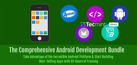 android bundle deal build best selling apps with the comprehensive android development bundle 95
