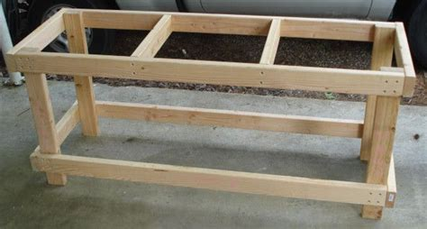 simple workbench plans     shaped patio