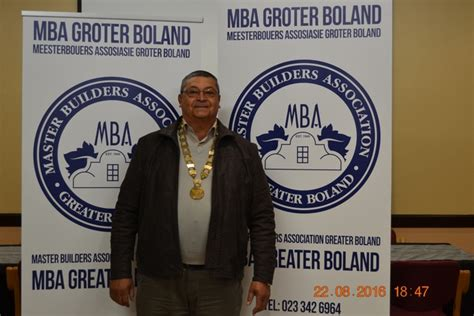Mba Boland by Phillips Re Elected As President Of Mba Greater Boland