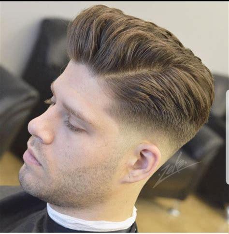 fade men haircut yelp