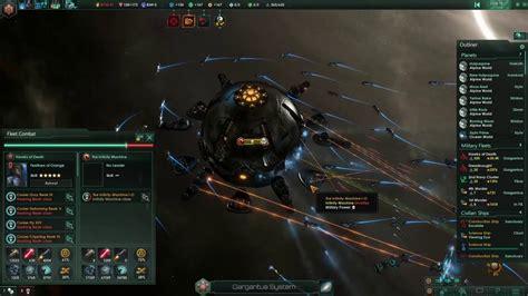 the infinity machine stellaris destroying the infinity machine