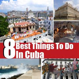 where to visit in cuba 8 best things to do in cuba travel me guide
