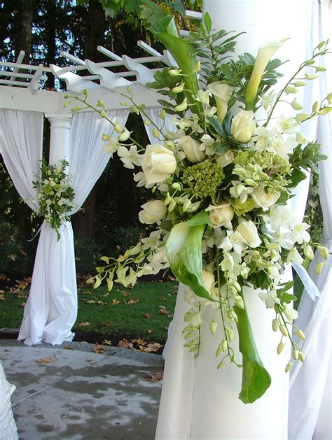 Flower Decorations For Wedding by Wedding Decoration Decoration Ideas