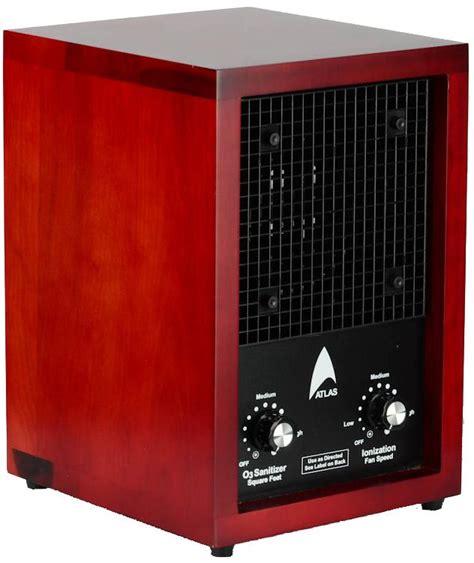 hepa ionic air purifier cleaner ozone ionizer breezer 300ho2