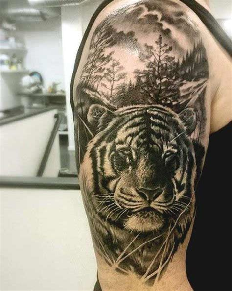 best tattoo in hanoi 50 really amazing tiger tattoos for men and women
