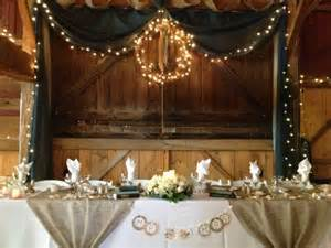 rustic wedding backdrops backdrop for our headtable
