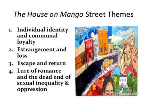 themes in house on mango street the house on mango street theme essay the house on mango