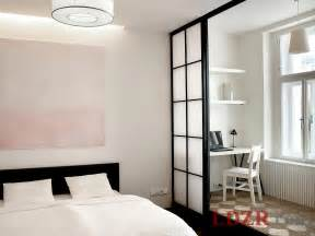 Simple bedroom decoration of apartment home design and ideas