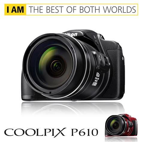 Kamera Nikon P610 nikon coolpix p610 digitalkamera 3 zoll schwarz de kamera