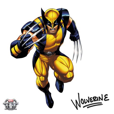 imagenes de wolverine en comic exclusive final character reveals for marvel universe