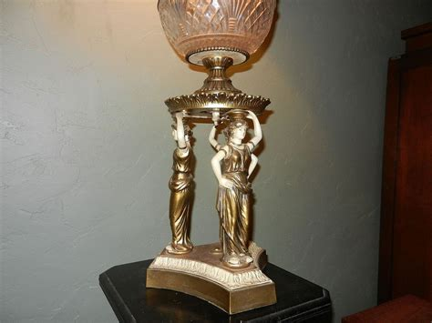 antique porcelain figurine table ls vintage goddess figurine table l tag sale
