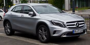 Mercedes Gla Wiki File Mercedes Gla 200 Cdi X 156