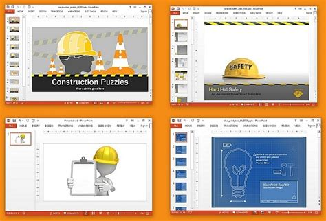 templates for powerpoint construction animated construction templates for powerpoint presentations