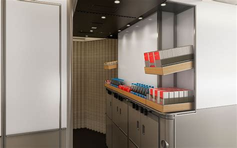 Swiss Airlines Interior by Priestmangoode Completes Sophisticated Aircraft Cabins For