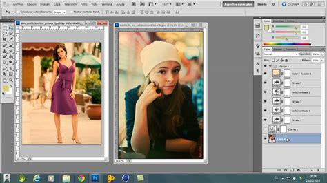 tutorial photoshop cs5 español efectos para fotos efectos rapidos para fotos adobe photoshop cs5 youtube