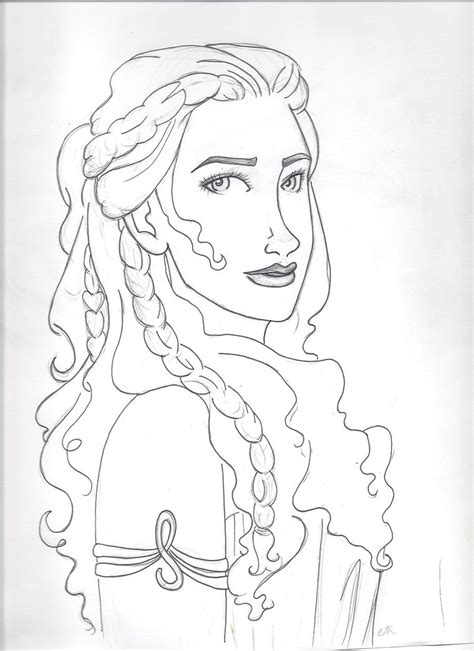 Aphrodite Coloring Page by Aphrodite Coloring Coloring Pages