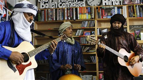 Tiny Desk Concerts Npr by Tinariwen Tiny Desk Concert Npr