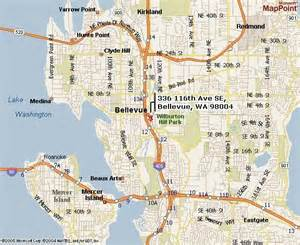 Bellevue Washington Map by Bellevue Map Related Keywords Amp Suggestions Bellevue Map